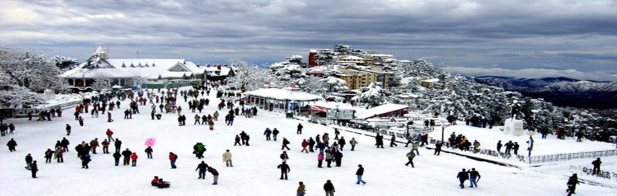 शिमला में आपका स्वागत है