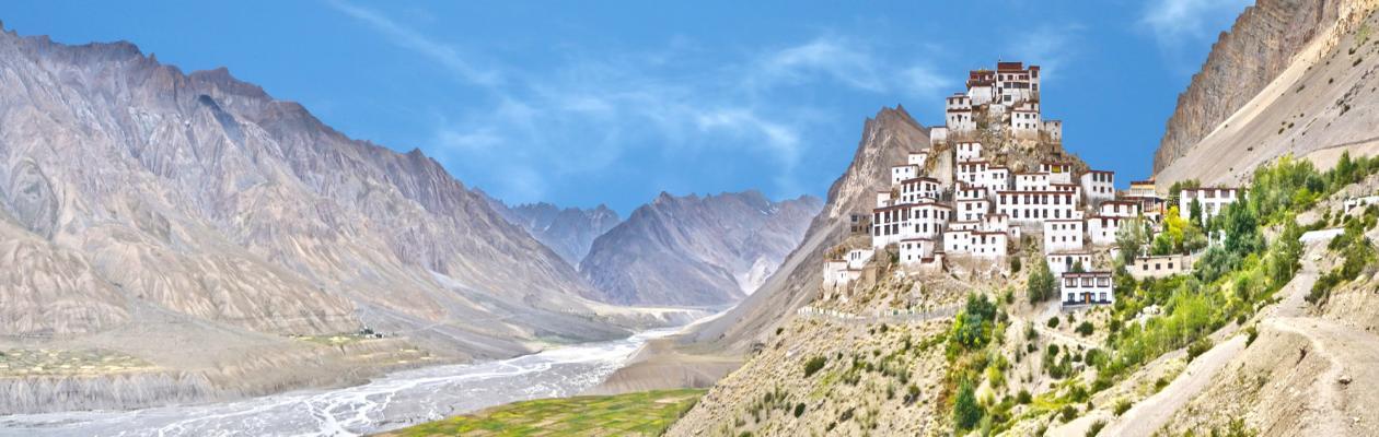 शिमला के पहाड़ी दृश्य